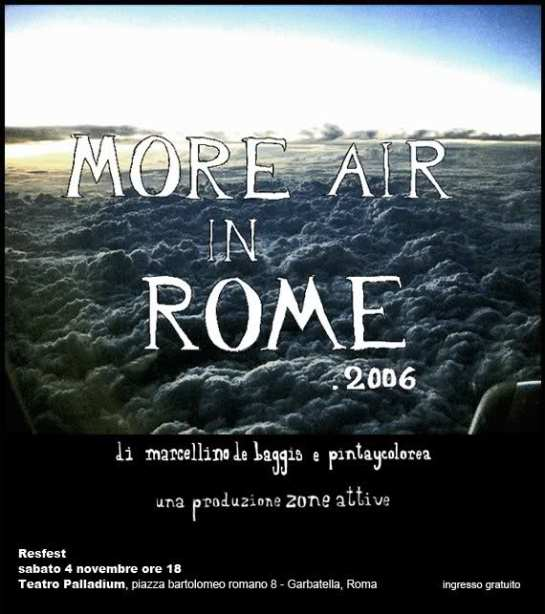 more air in rome